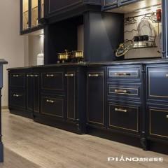 皮阿诺橱柜 特雷维 简约现代开放式厨房厨柜定制