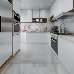 欧神诺瓷砖--大理石5T--极地白