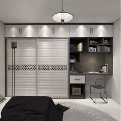 金牌橱柜桔家衣柜大衣柜组合整体衣柜卧室主卧现代简约