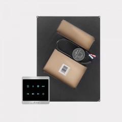 阿米纳 AMN 智能背景音乐G5-1.0套装 隐形音响背景音乐系统
