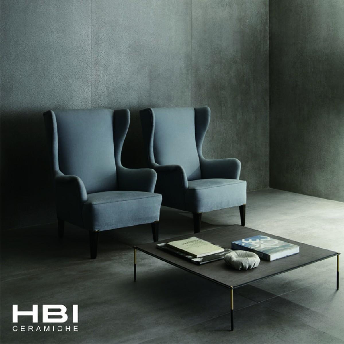 HBI瓷砖意大利进口 混凝土 CONCRETO 6MM MEDIUM