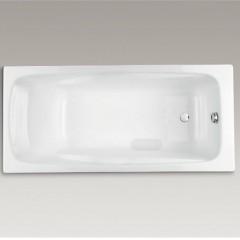 科勒KOHLER铸铁嵌入式浴缸1.6米 1.7米 1.8米