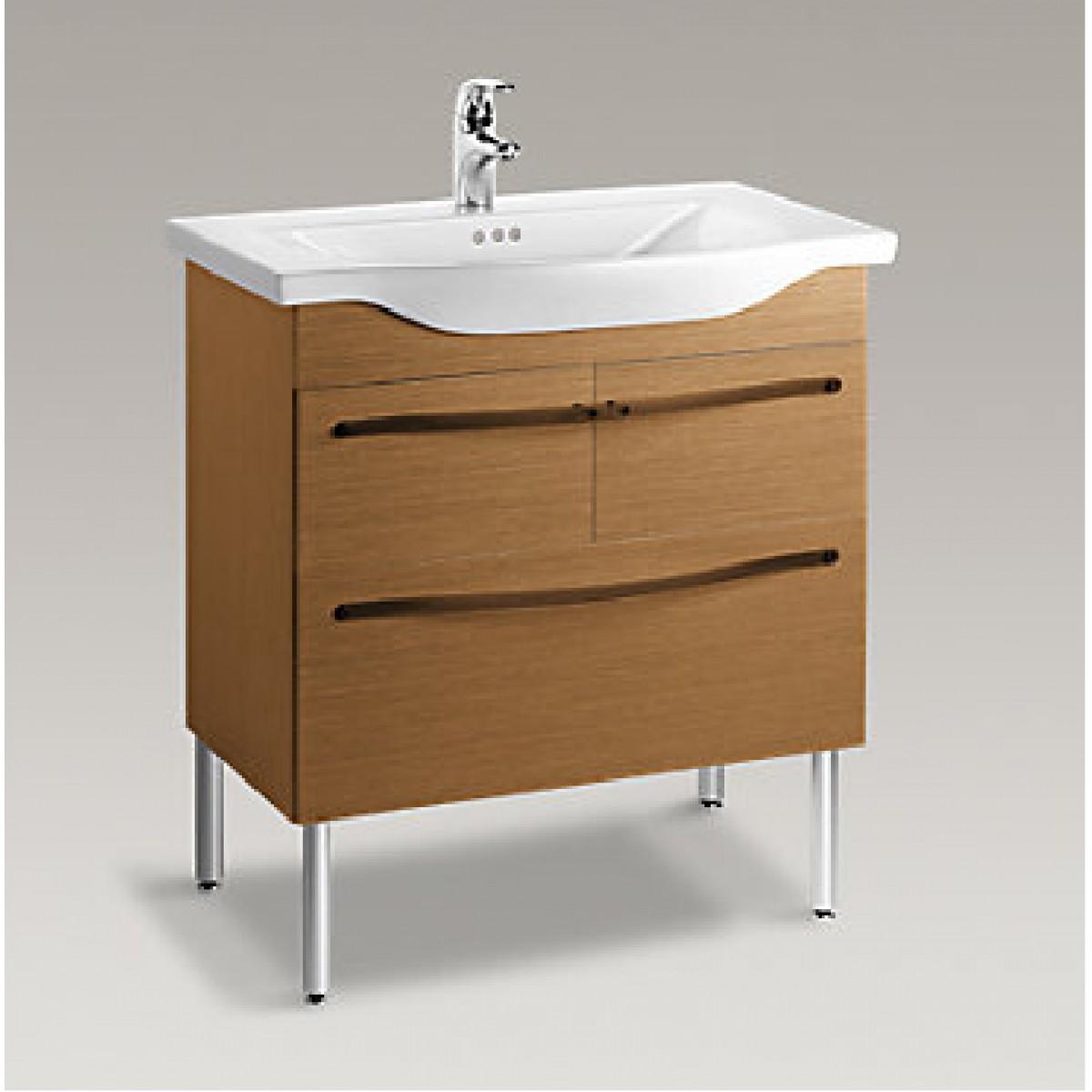 科勒卫浴 艾贝 800mm浴室柜组合