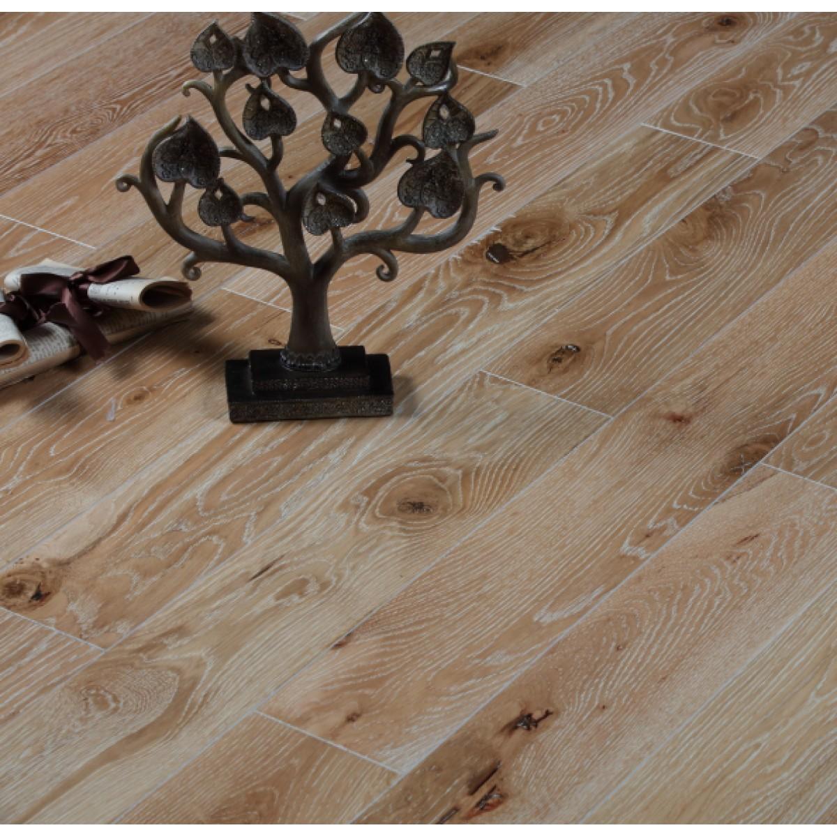 梵戴克地板 栎木  海德堡橡木  规格910*124*18mm
