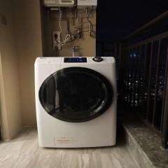 德格进口厨房电器 洗干一体机