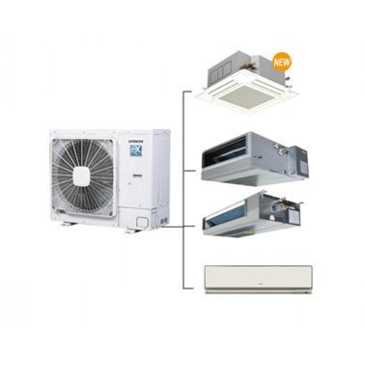 HITACHI日立中央空调多联风管机变频 EXPRO系列