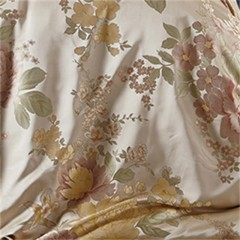 御纺软装Vencel梵赛尔女王宫殿—伊甸花园四件套 AB版:100% 棉  220*240