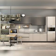 欧派橱柜墨尔本整体橱柜定做现代厨房橱柜定制预付金