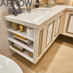 箭牌卫浴定制空间系列奢华系列安娜创意定制浴室