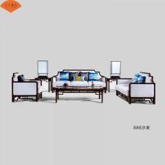 云水檀心家具 意式现代意式极简家具 客厅家具 沙发886三人位两人位单人位