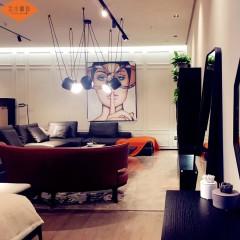 云水檀心家具 意式现代意式极简家具 客厅家具 沙发VJ2-1687