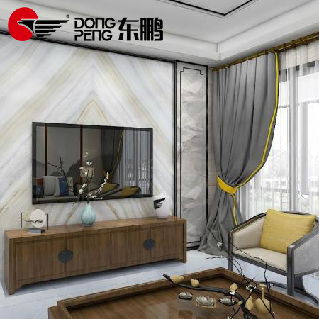 DONGPENG东鹏瓷砖 大板砖2400*1200客厅防滑耐磨地板砖 金丝玉