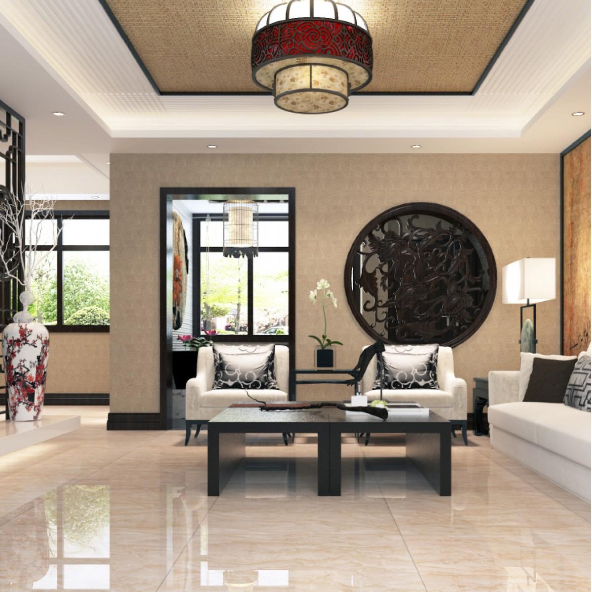 东鹏瓷砖800*800抛釉砖阿曼米黄室内地面瓷砖
