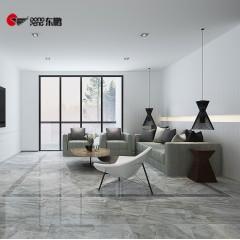 DONGPENG东鹏瓷砖 原石瓷砖900*900客厅防滑耐磨地板砖 灰色几何
