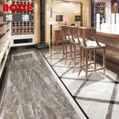 博德精工瓷石 大理石瓷砖地板砖800 800 深色 BMB8557CP奥斯卡灰