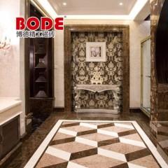 博德精工玉石 客厅地砖800x800 微晶石瓷砖 炫舞系列 B7J02 B7J22