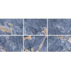 盛画石材 通利大理石瓷砖 蓝罗颜 客厅地面 餐厅地面 墙面 新产品 全抛釉 柔光抛釉砖